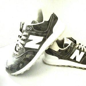 New Balance 514 Camo Womens Running Shoes NEW Sz 7